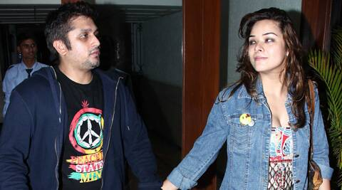 """Mohit Suri says his wife Udita Goswami is """"musically inclined""""."""