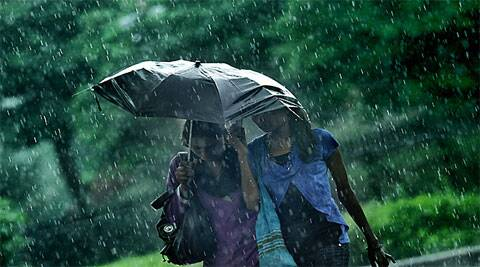 Delhi and parts of northern India might see rain spells and cloudy skies because of the trough extending along the foothills of Himalayas.