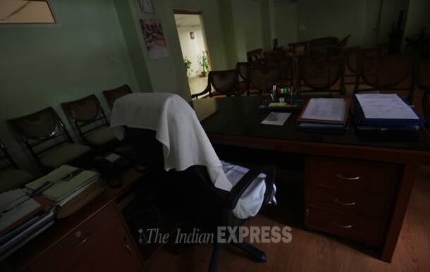 Gopinath Munde's office left untouched since his demise