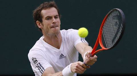 The World Cup is the talk of the locker room, according to defending champion Andy Murray. (Source: AP File)