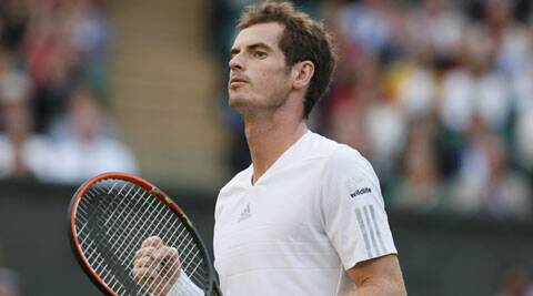 Things could get more tricky when Murray faces big-serving South African Kevin Anderson in the last 16 on Monday. (Source: Reuters)