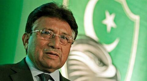 Former Pkaistani Army chief Pervez Musharraf. (Source: Reuters)