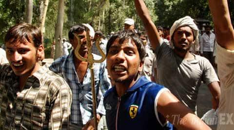 Muzaffarnagar riots (Source: Indian Express Archives)
