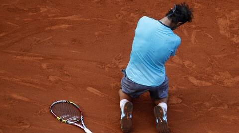 Rafael Nadal stormed to a ninth French Open triumph on Sunday (Source: AP)