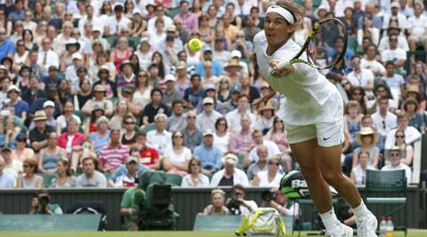 Rafael Nadal won 4-6, 6-3, 6-3, 6-3 (Source: Reuters)
