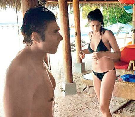 uday chopra height