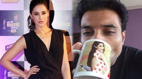 Recently, Uday Chopra tweeted a picture posing with a mug that had a picture of Nargis Fakhri.