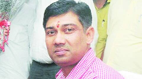 Nihalchand Meghwal. Source: Express photo
