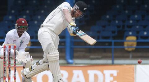 Neesham, who scored a century in the first Test, and off-spinner Mark Craig resurrected the innings with a 64-run partnership. (Source: AP)