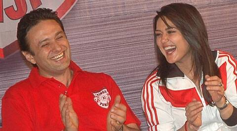 """This is a very difficult time for me,"" said Preity Zinta."