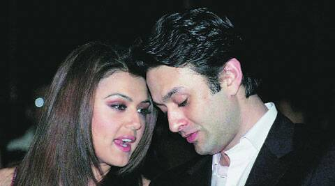 Preity Zinta with Ness Wadia.(File)