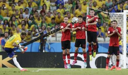 FIFA World Cup: Brazil held by resilient Mexico