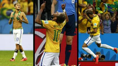 FIFA World Cup: My name is Neymar, Neymar Jr