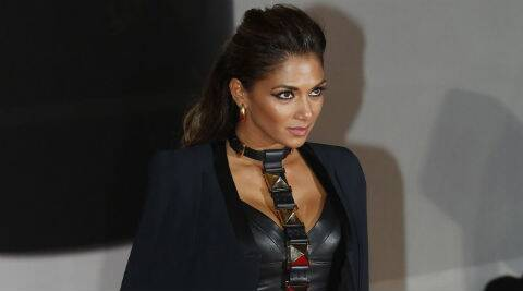 Nicole Scherzinger went on a romantic trip to Italy with boyfriend Lewis Hamilton recently. (Source: Reuters)