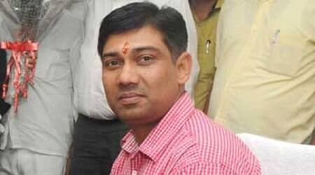 Nihalchand meets Rajnath Singh, BJP advises him to stay away from media