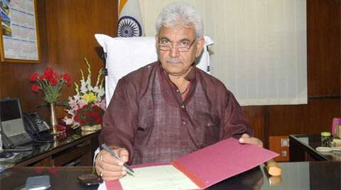 Sinha has set up a helpline desk for the people of his constituency, Ghazipur, for redressal of thei grievances.