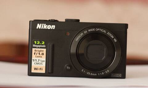 Nikon Coolpix P340 (Source: Abhimanyu Chakravorty, Indian Express)