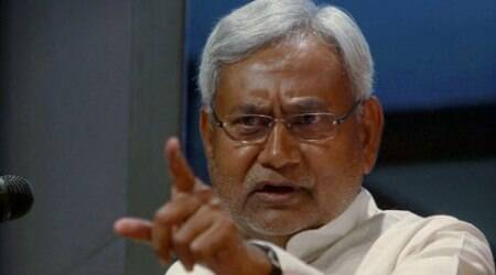 Whatever work has been done so far does not reflect arrival of good days promised to voters during the Lok Sabha poll, said Nitish Kumar.