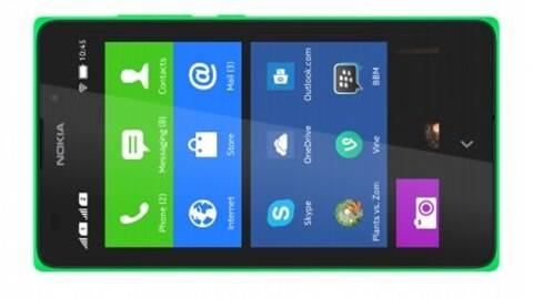 The Nokia XL costs Rs 10,870