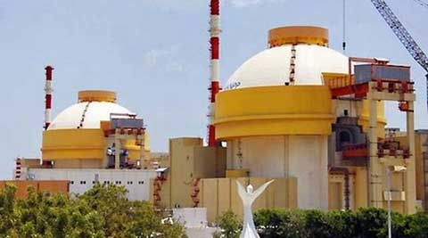 Unit 1 of the KKNPP has attained 100 per cent capacity of 1000 MW while the second unit should start generating power from this year. (Source: PTI )
