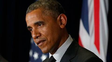 US President Barack Obama. (Source: AP)