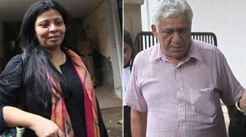 Om Puri had appealed against a family court's order which granted Nandita a monthly compensation of Rs 2.90 lakh.