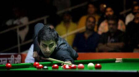 Pankaj Advani creates history in Sharm El-Sheikh