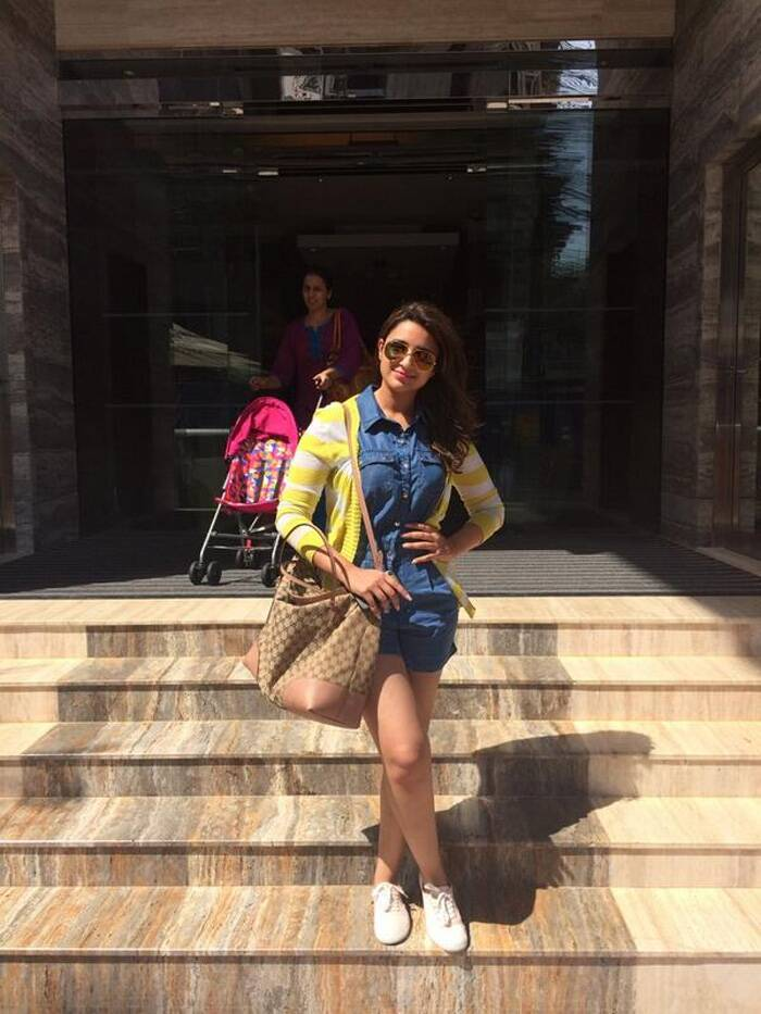 Parineeti Chopra's Dubai holiday album