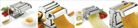 Different shapes of taste: Now you can experiment with your pasta like never before with Pasta Machine