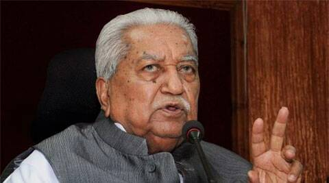 Keshubhai Patel (Source: PTI)