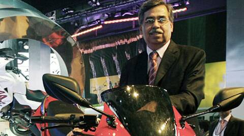 Hero MotoCorp managing director & CEO Pawan Munjal is a huge sport fan. (Reuters)