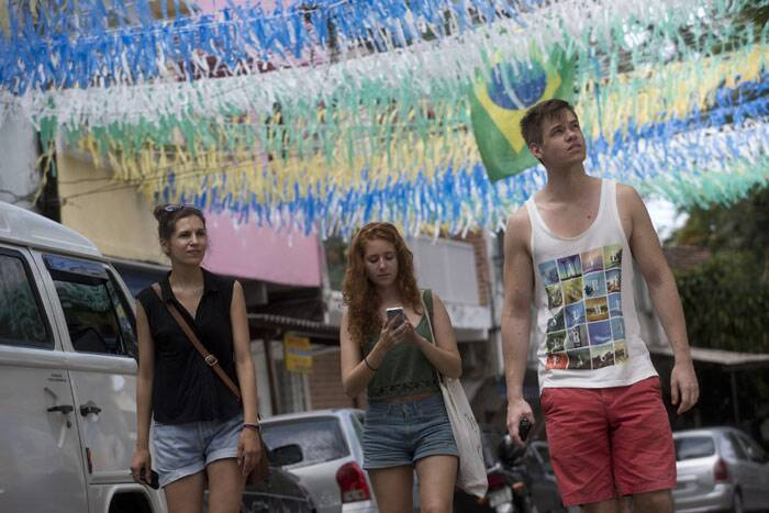 But the fans may have a bitter experience of their trip to the country as they have to shell out hefty prices for food and accommodation.  Unlike nearby Latin American nations where a tourist's US dollar or Euro seemingly stretches forever, Brazil is astoundingly expensive. Brazil charges high tariffs on virtually all imported goods. Take iPhones: The 5s that costs $199 in the US has a starting price of $1,250 on Apple's Brazilian website. Need a pair of running shoes? A pair of the popular Nike Flyknit Lunar 2 runs about $313 at a Rio shopping mall – nearly triple the U.S. price. (Source: AP)