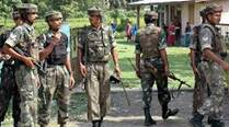 Three injured in police firing at army recruitment camp