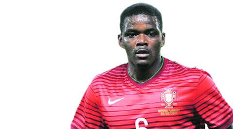 William Calvarho, 22, has played only 20 minutes of international football so far