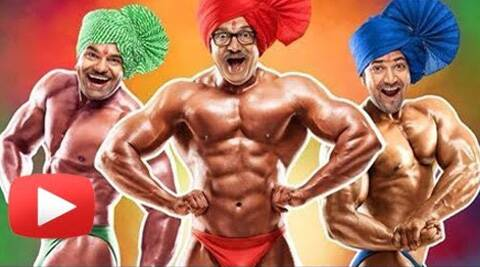 """Producer Shreyas Talpde says he is """"Honoured and humbled by the overwhelming response to the trailer."""""""
