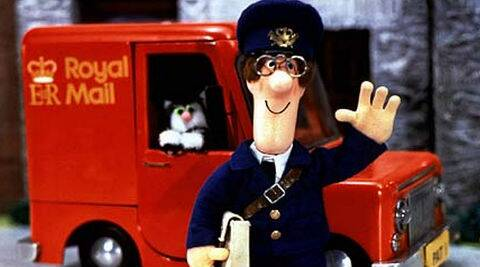 'Postman Pat' first became popular in the UK in the 1980s.