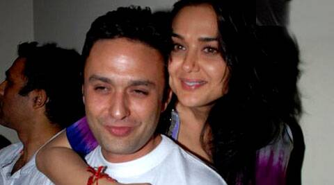 Preity Zinta went on seek the help of police as she filed a complaint against her former beau Ness Wadia.