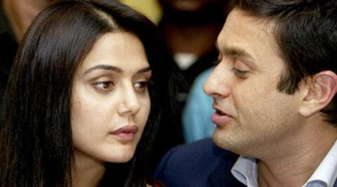 Preity Zinta on June 12 lodged a written complaint against Ness Wadia of molestation.