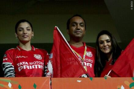 IPL 7: No 'ting' moment for Preity Zinta in final
