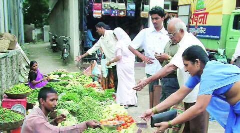 Weekly markets have been a regular feature in villages.