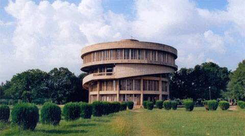 The departments which will be relocated from Sector 14 campus include Department of Microbiology, Biophysics, Biochemistry and Centre for Nuclear Medicine, which are situated in the Basic Medical Sciences (BMS) Block. Photo: Panjab University