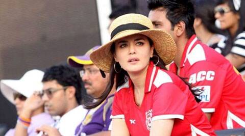 """""""I humbly request the media and my supporters to pls focus on the issue,"""" said Preity Zinta."""
