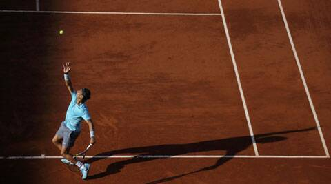 Rafael Nadal beat David Ferrer 4-6 6-4 6-0  6-1 in the quarters clash on Wednesday (Source: Reuters)