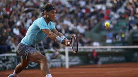 Rafael Nadal refused to write off Andy Murray's chances (Source: Reuters)