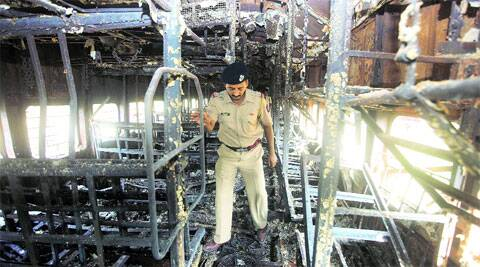 The fire killed nine persons. ( Source: Express)