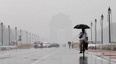 After scorching heat for days, Delhi gets some relief with rainfall