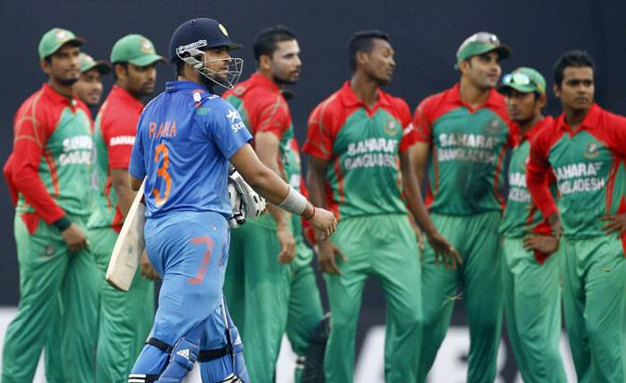 India vs Bangladesh, 2nd ODI: Stuart Binny's day out