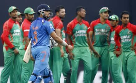 India vs Bangladesh, 2nd ODI: Stuart Binny's day out