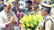 Tackling crimes against women should be priority: Rajnath Singh to DelhiPolice