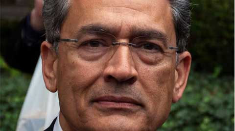 Former Goldman Sachs Director Rajat Gupta. (Source: Reuters)